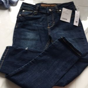 Joes HERITAGE BLUE straight and narrow jeans